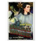Dracula's Daughter Card