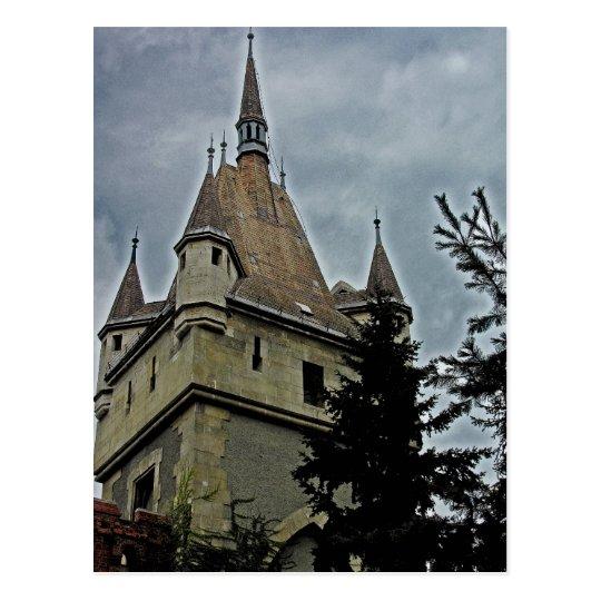 Dracula's Lair(3) Postcard
