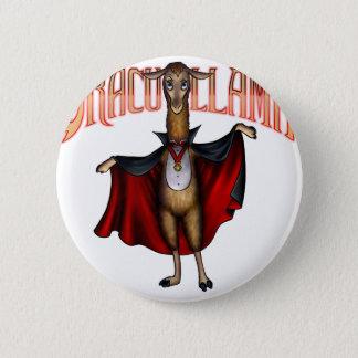Dracullama 6 Cm Round Badge