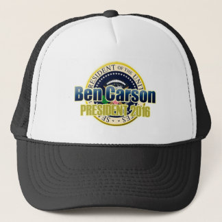 Draft Benjamin Carson for President Trucker Hat