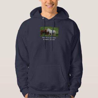 Draft Horse Hoodie