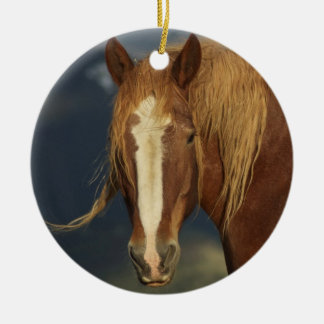 Draft Horse Ornament