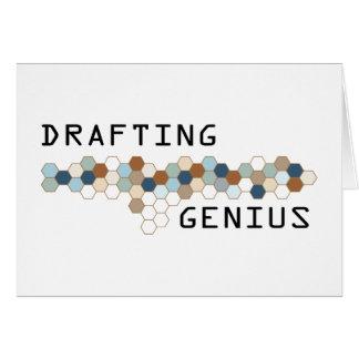 Drafting Genius Cards