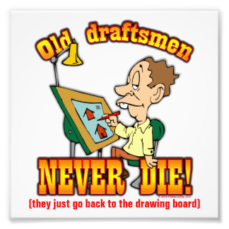 Draftsmen Photo Art