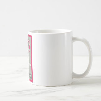 Drag A Way Pit Pass Basic White Mug