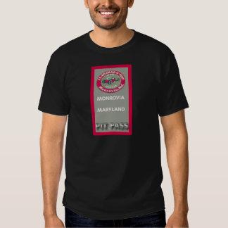 Drag A Way Pit Pass Tee Shirts