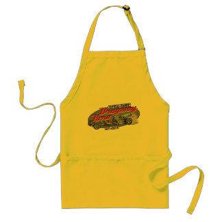 Drag cars standard apron