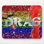 Drag Mouse Pad