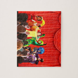 Drag Queens Jigsaw Puzzle