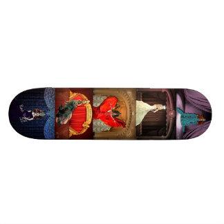 Drag Queens Skateboard