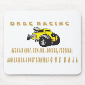 drag race 3 mousepad