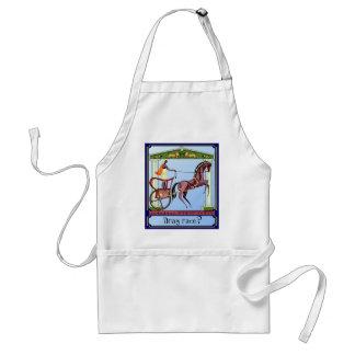Drag race? standard apron