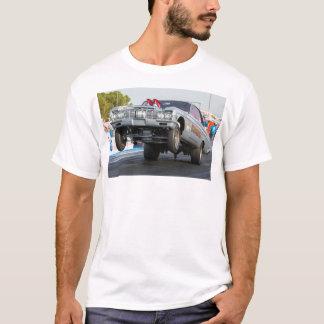 Drag racing car shirt