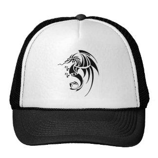 Dragissous V1 - black dragon Cap