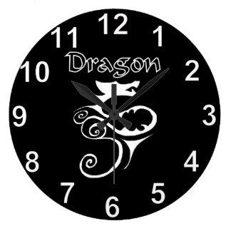 Dragon 02 wallclocks