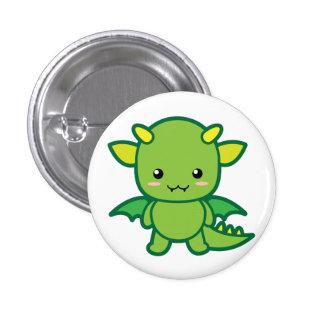 Dragon 3 Cm Round Badge