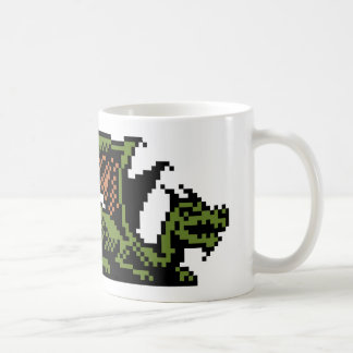Dragon 8-Bit Pixel Art Mug