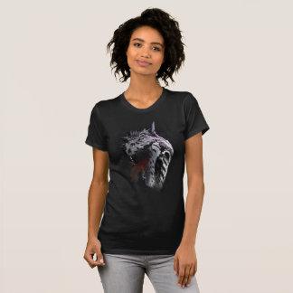 Dragon abstract cubes T-Shirt