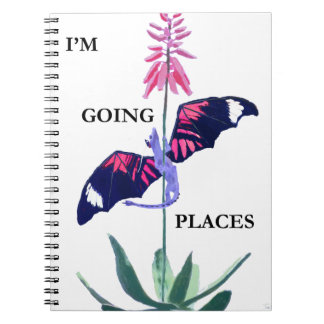 Dragon and Cactus Notebook