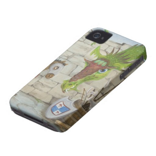 Dragon and Horse iPhone4/4S Case iPhone 4 Case-Mate Cases