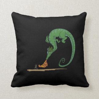 Dragon and Knight Cushion
