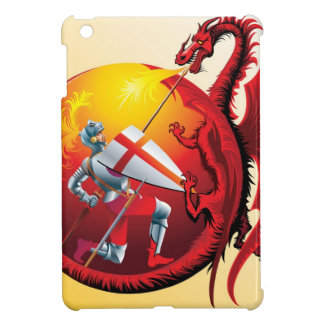 Dragon and Knight iPad Mini Cover
