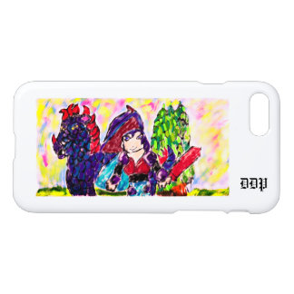 Dragon and Knight iPhone 8/7 Case