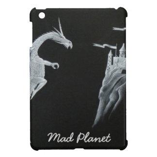Dragon and Mountain Castle iPad Mini Covers