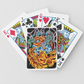 Dragon and Phoenix Deck of Cards