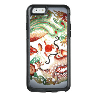 Dragon and Phoenix Stencil OtterBox iPhone 6/6s Case