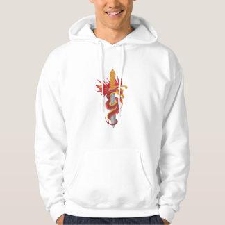 Dragon and Sword Hoodie