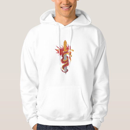 Dragon and Sword Hoodie