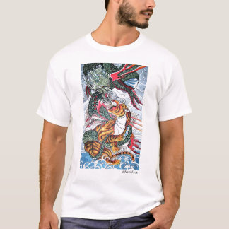 Dragon and tiger T-Shirt