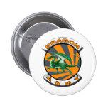 Dragon Army 6 Cm Round Badge
