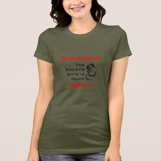 Dragon Army / Ender's Mantra Shirt