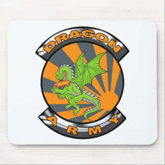 Dragon Army Gear Mouse Pad