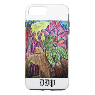 Dragon art 14 iPhone 8 plus/7 plus case