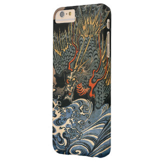 Dragon at Sea Barely There iPhone 6 Plus Case