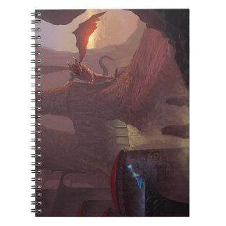 Dragon attack notebook