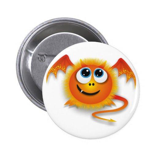 Dragon Pinback Button