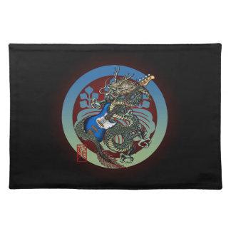 Dragon Bass 04 ランチョンマット