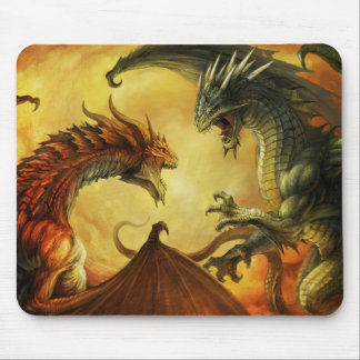 Dragon Battle, Mouse Pad