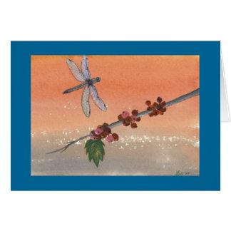 """""""Dragon Berries"""" card"""