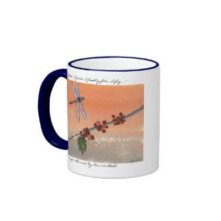 """""""Dragon Berries"""" mug"""