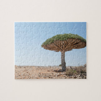 Dragon Blood Tree Jigsaw Puzzle