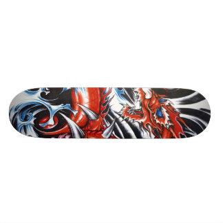 dragon board custom skateboard