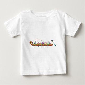 Dragon Boat - Fire Dragons Baby T-Shirt