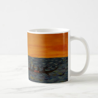 Dragon Boat Race Coffee Mug