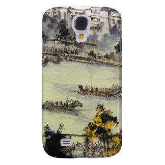 Dragon Boating Galaxy S4 Case