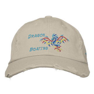 Dragon  Boating, sun dragon sports, Embroidered Hat